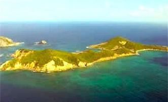 PRIVATE ISLAND Balliceaux Island