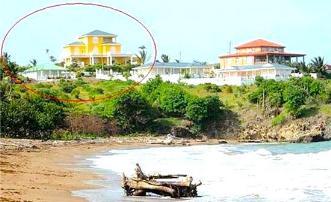 Canelles House - St.Lucia