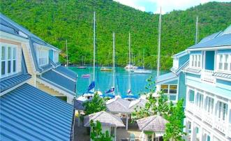 Marigot Bay Marina Village Apartment 4E