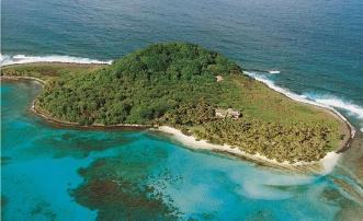 Private Island Sandy Island