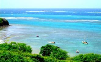 Beachfront Southcoast Land with Island Views