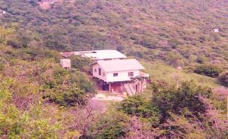 4 acres - Fantastic value with 2 houses on Union Island