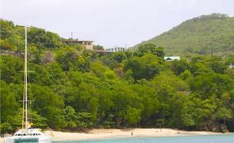 Beachfront Princess Margaret Beach