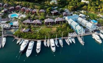 Marigot Bay Marina Apartment 6B