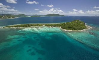 PRIVATE ISLAND Buck Island - BVI'S