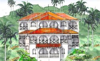 Mount Cinnamon 3 Bed Penthouse