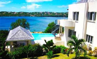 Frangipani Hill Villa
