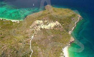 Chatham Bay 3.5 acres headland Lot 46 - Union Island