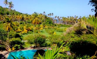 Firefly Hotel and 12.4 Acre Estate Bequia