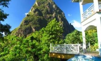 Arc En Ciel - St.Lucia