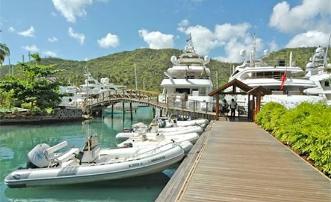 Lease for Yacht Berth Marigot Bay