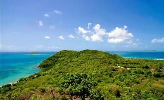 5 acre Beachfront - Mayreau - OFFER INVITED