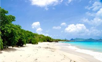 Beachfront 5 acres - Mayreau, OFFERS INVITED