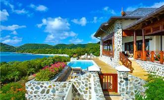 Quinze Villa - Canouan