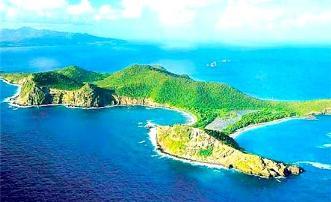 PRIVATE ISLAND Isle de Ronde - Grenada
