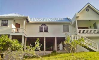 3 Bed Carriacou Villa