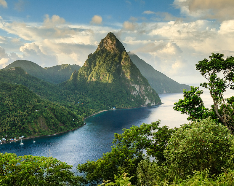 Saint Lucia travel