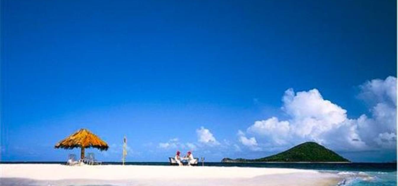 Private Island Petit Saint Vincent