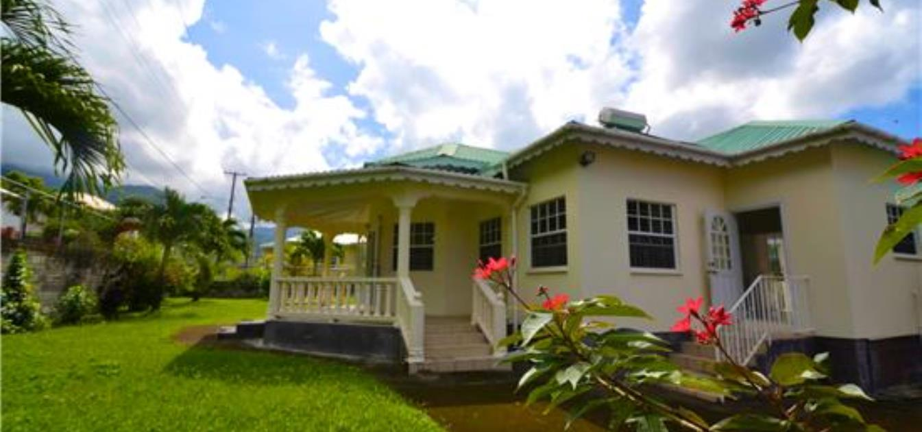 Buccament Bay House