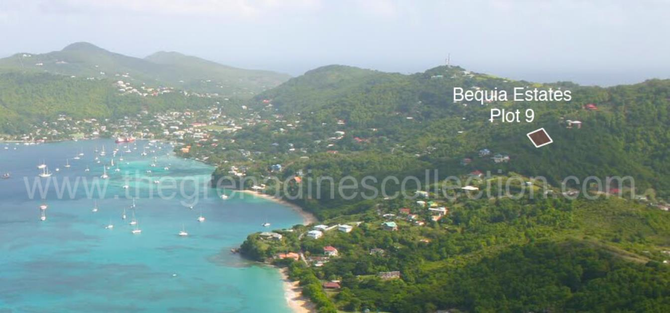 Bequia Estate Plot 9