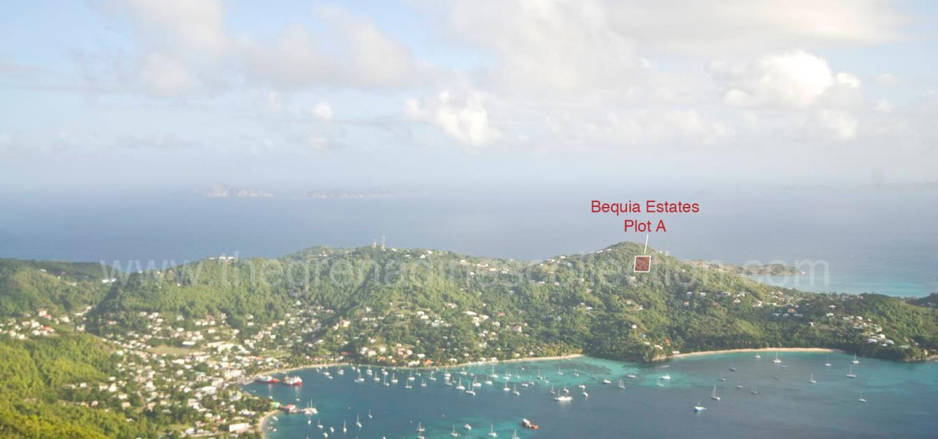 Bequia Estate Plot A
