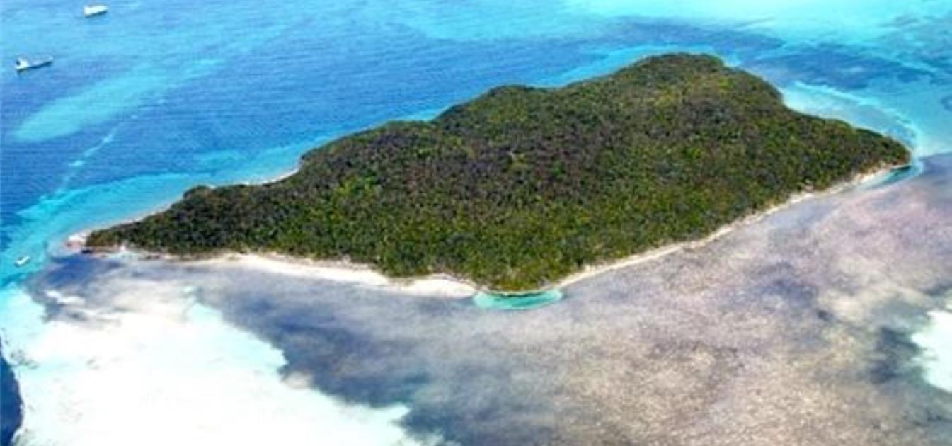 Private Island Goat Cay