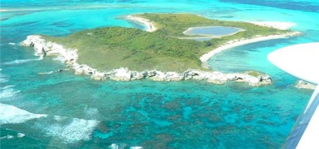 Private Island High Cay