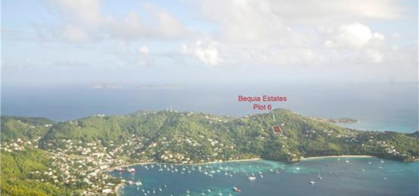 Bequia Estate Plot 6 SOLD