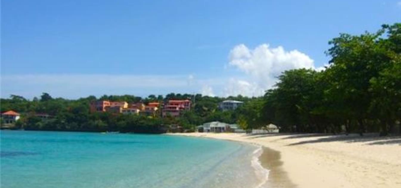 Beachfront Grenada Apartment