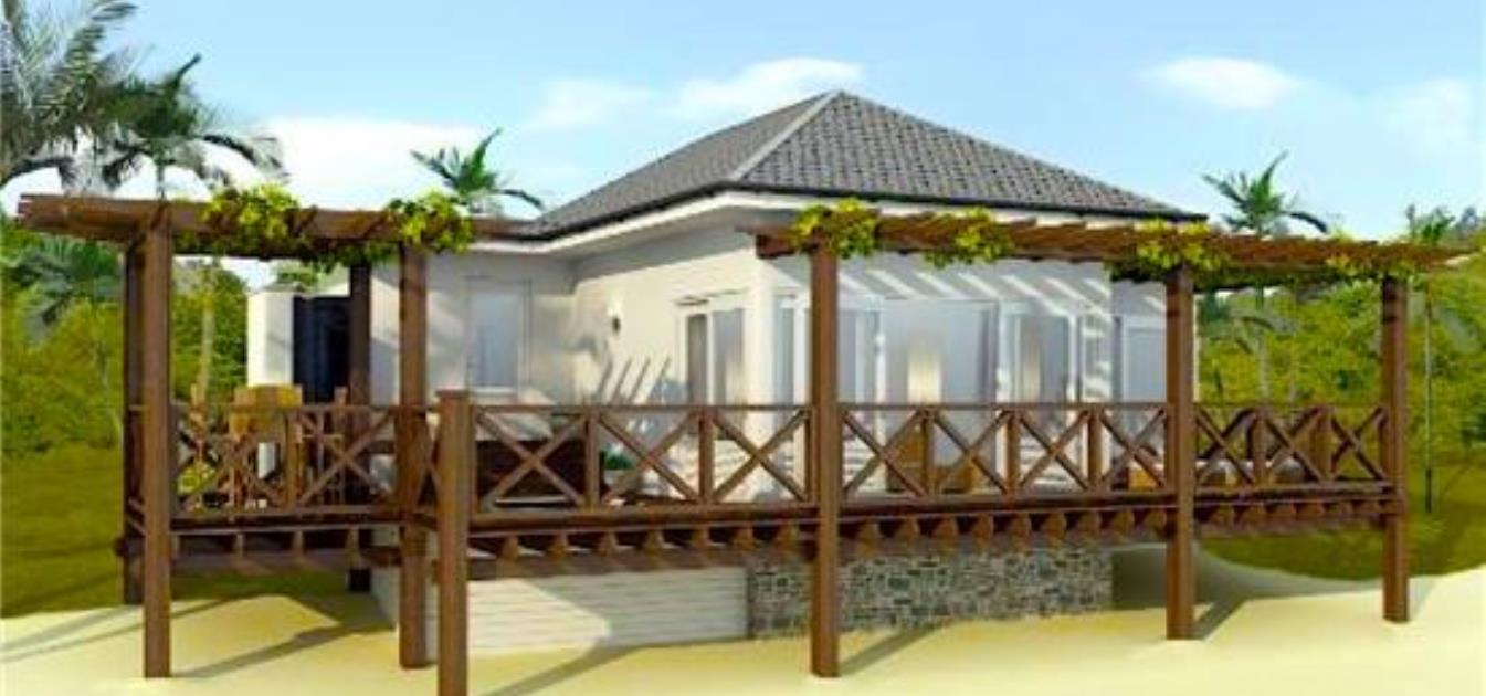 Beachfront Cottage 1 Bedroom