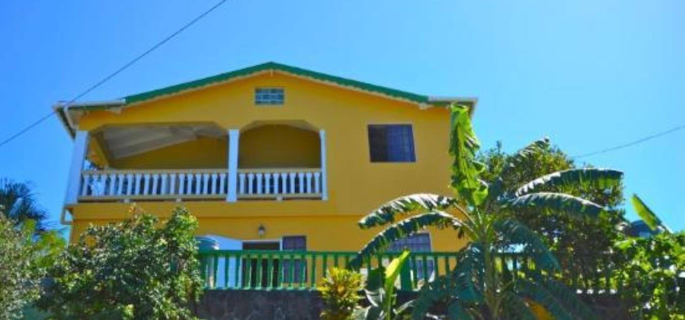 Yellow Plum Villa