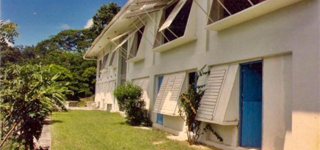 Prospect Estate Caribbee House & 2 Acres