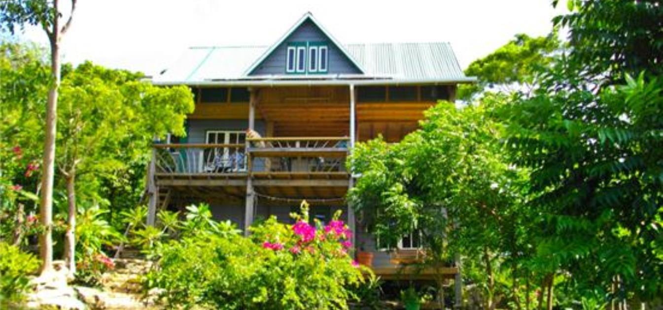 Boat Builder's House