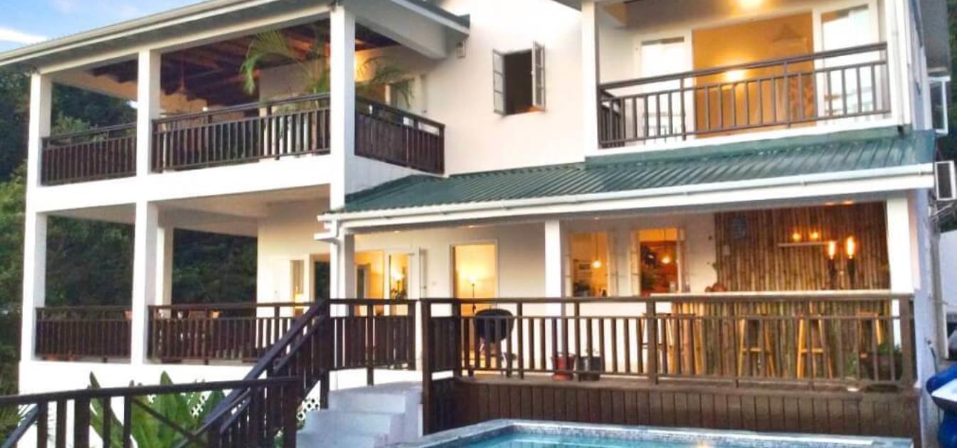Villa Karibu