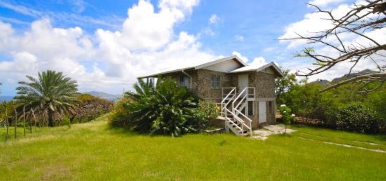 Caribbean Stone Cottage
