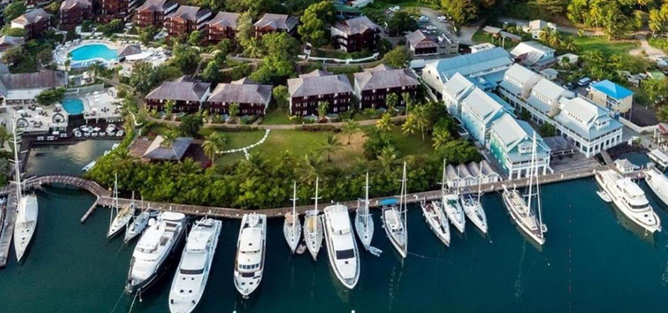 Marigot Bay Marina Apartment 6B