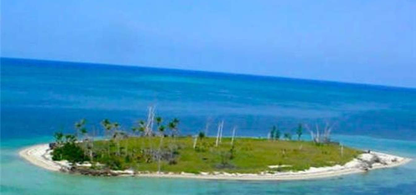 Private Island Sandy Cay