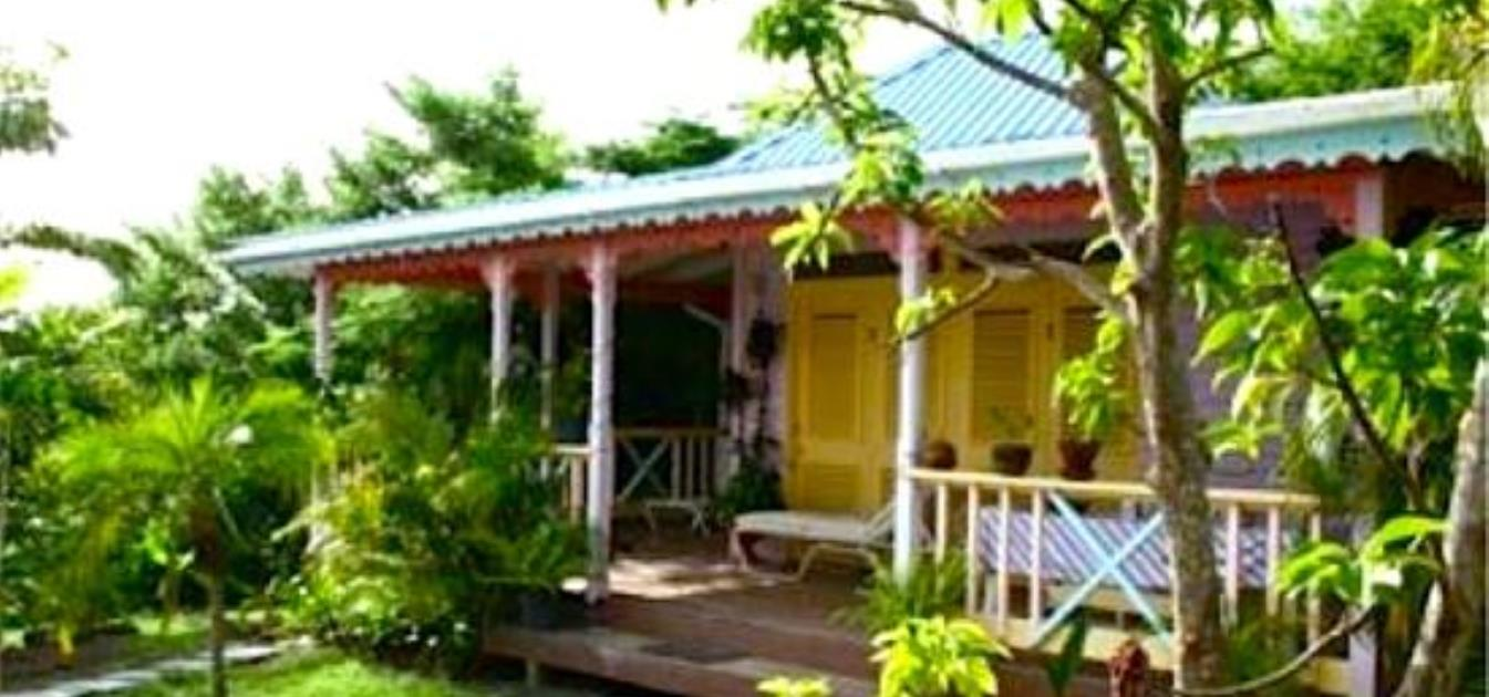 Vieux Fort House