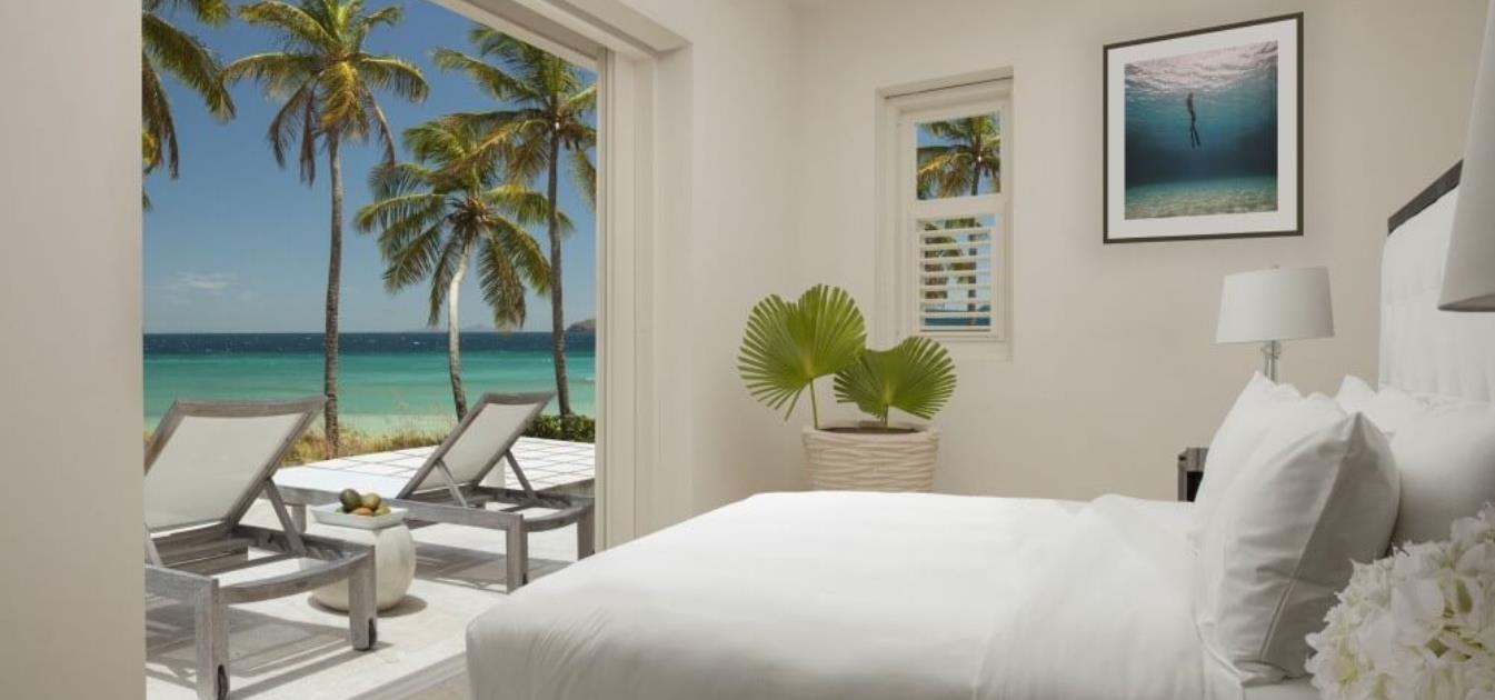 The Liming Luxury Beachfront Cottage 1 Bed