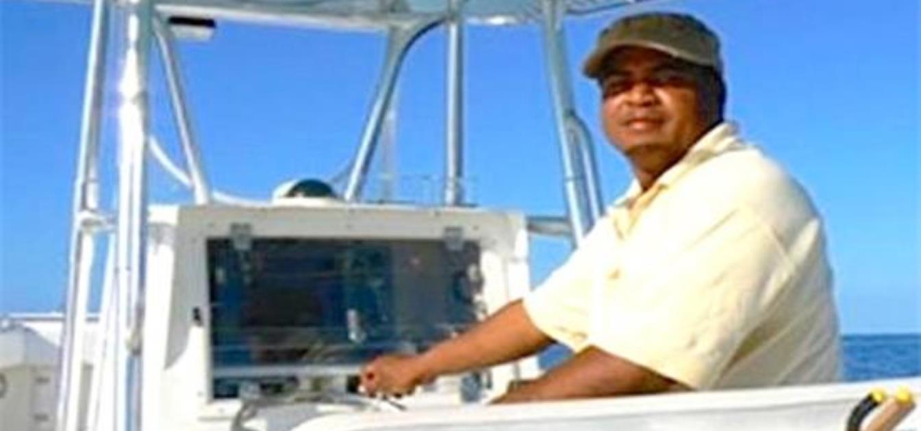 Contender Speedboat