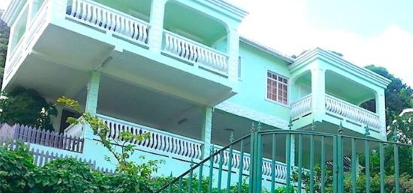 Grande Riviere House