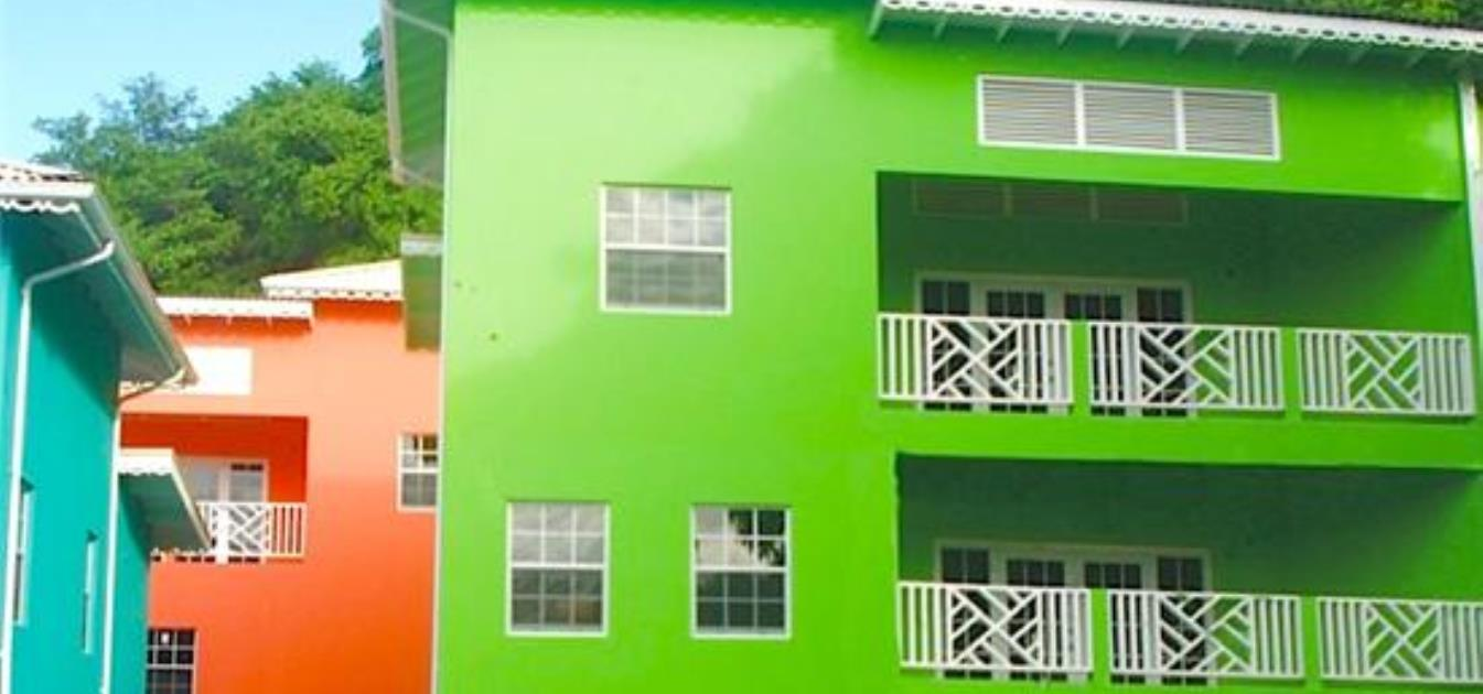 Hazeco Apartments - Bequia