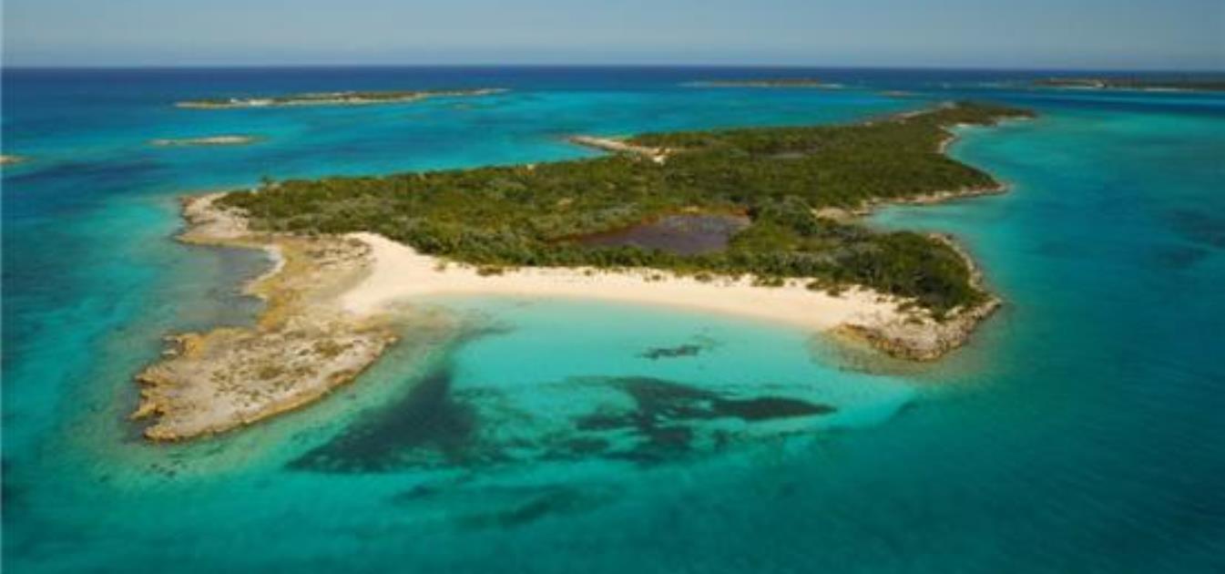 Private Island Leaf Cay