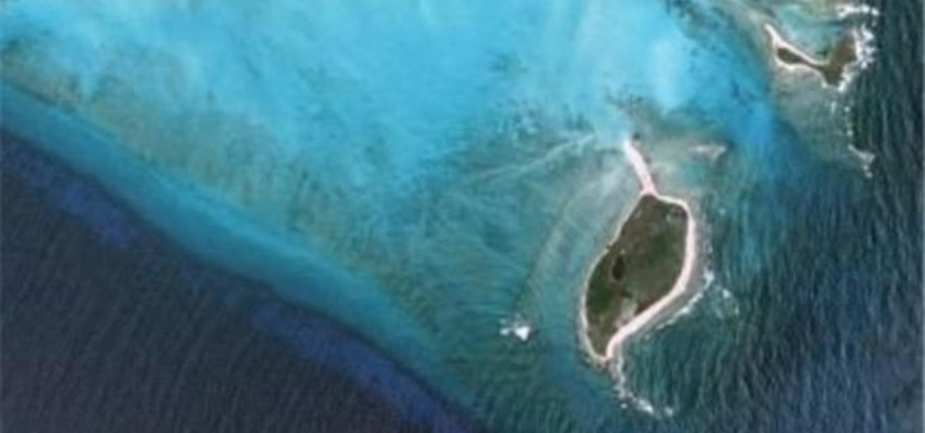 Private Island Low Cay