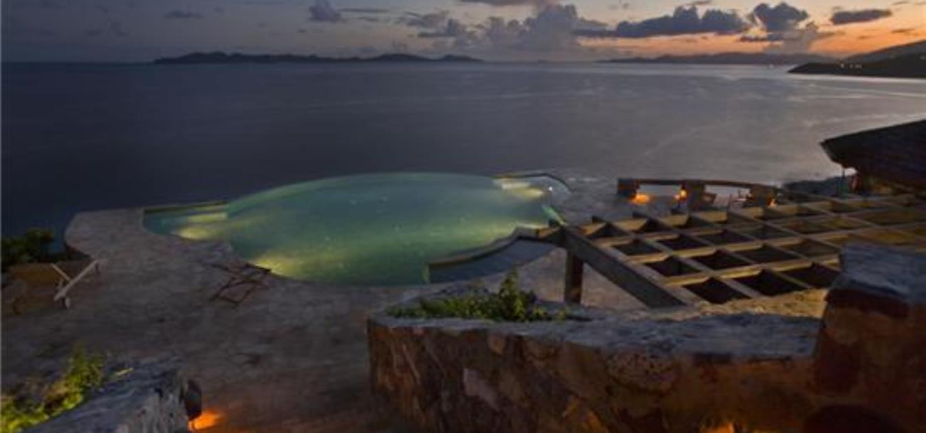 Private Island Buck Island