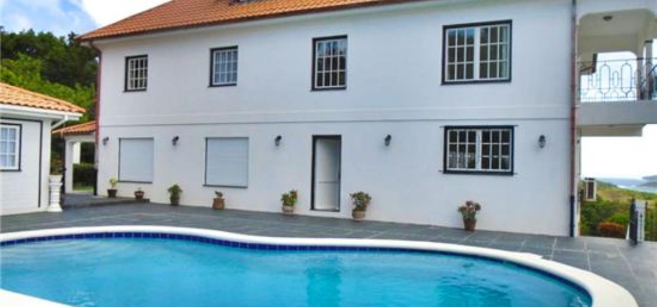 Anse Galet Hill Villa