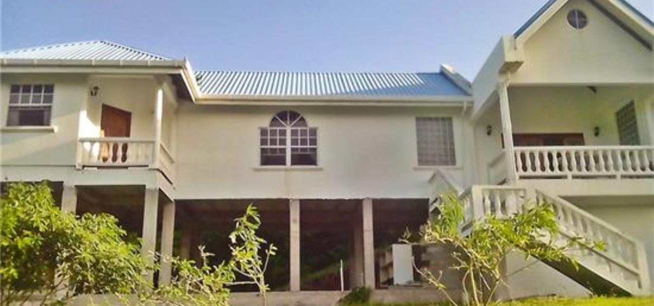 3 Bed Carriacou Villa