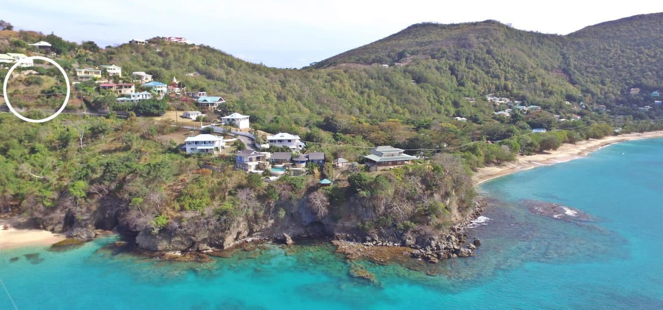 Lower Bay & Princess Margaret Ridge Land Plot 1
