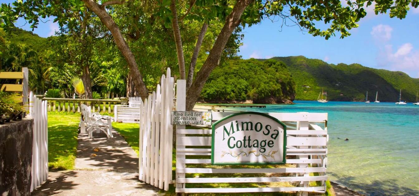 Mimosa Waterfront Cottages