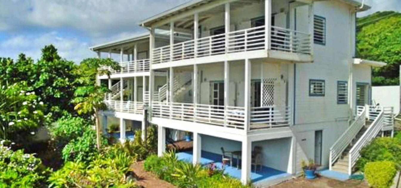 Beachcomber Moonfish Villas